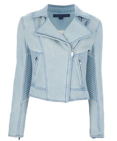 Theyskens' Theory biker jacket