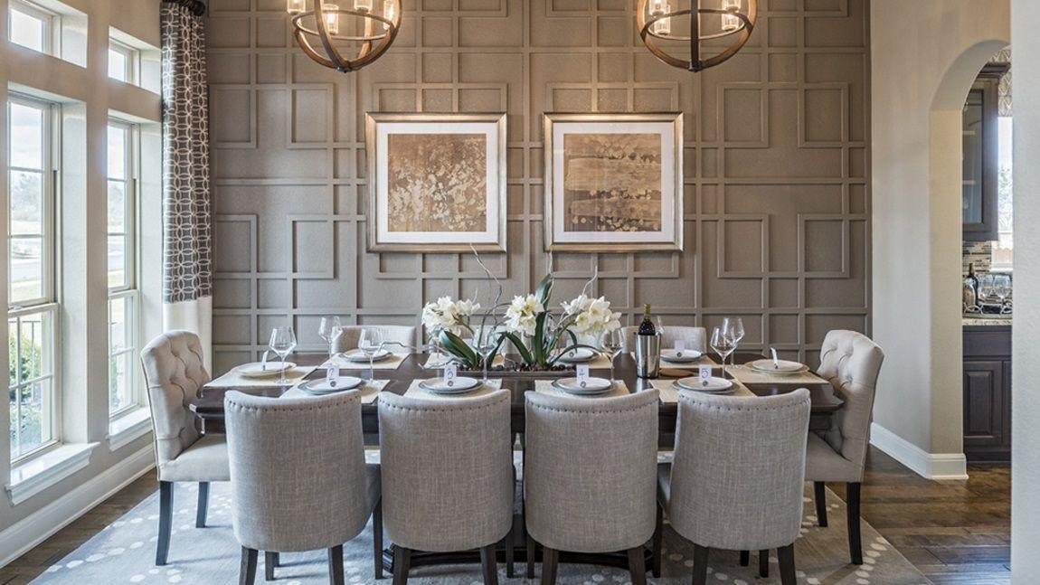 Bevington Elegant Dining Room Dining Room Design Dining Room