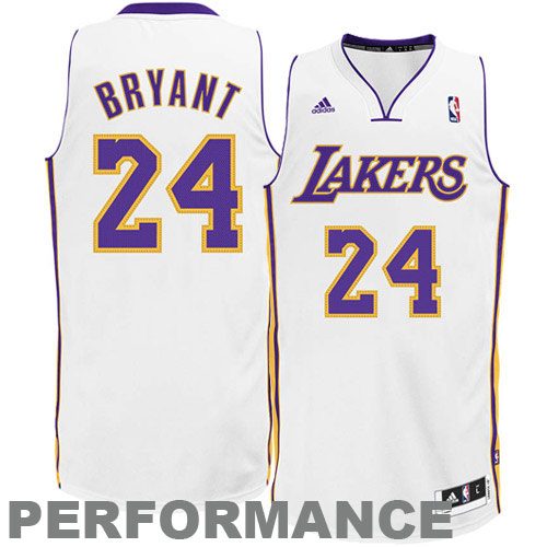 93432277d02c ... usa adidas kobe bryant los angeles lakers revolution 30 swingman  alternate jersey white cb2d7 edf2a