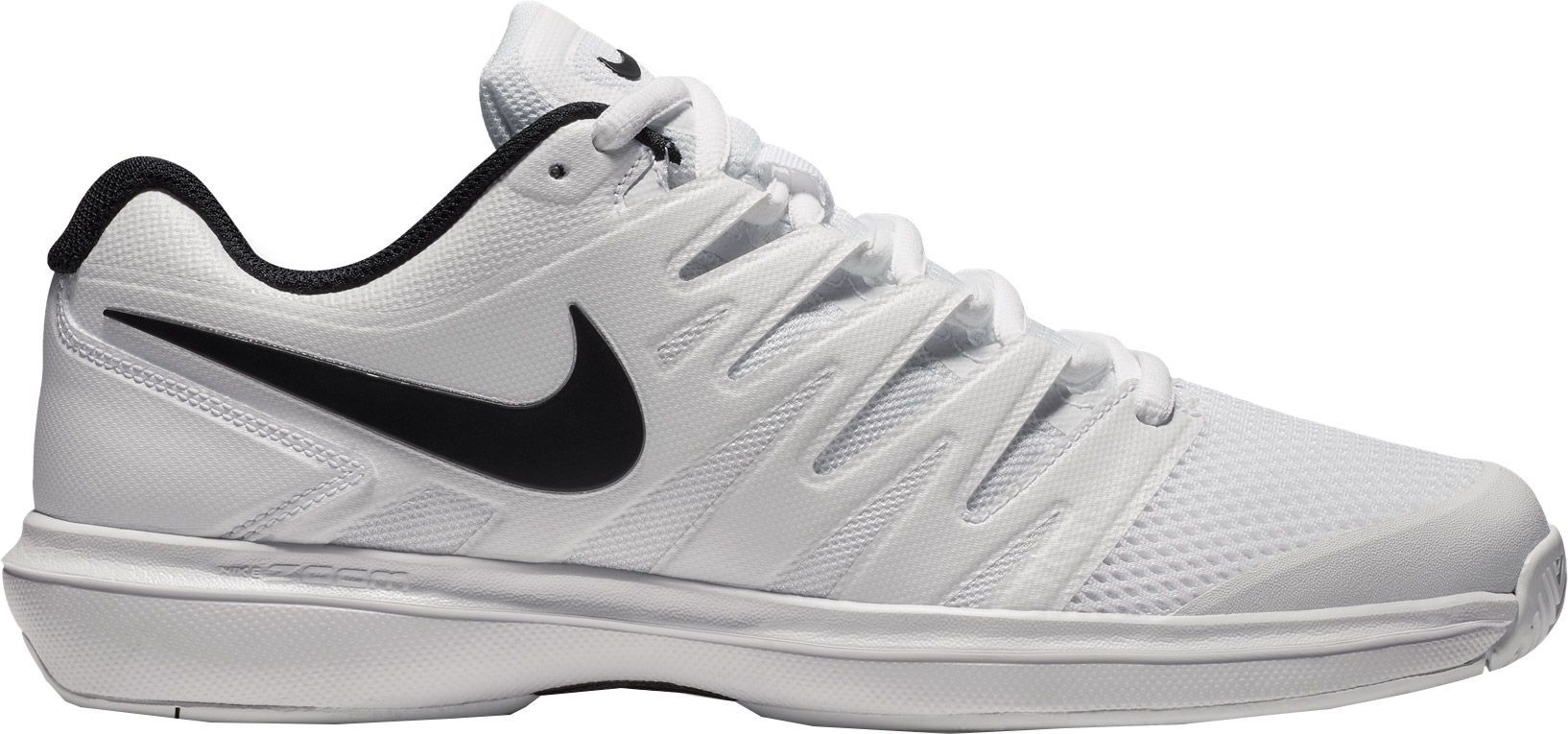 brand new 223b6 40d79 Nike Men s Air Zoom Prestige Tennis Shoes, Size  9.5, White
