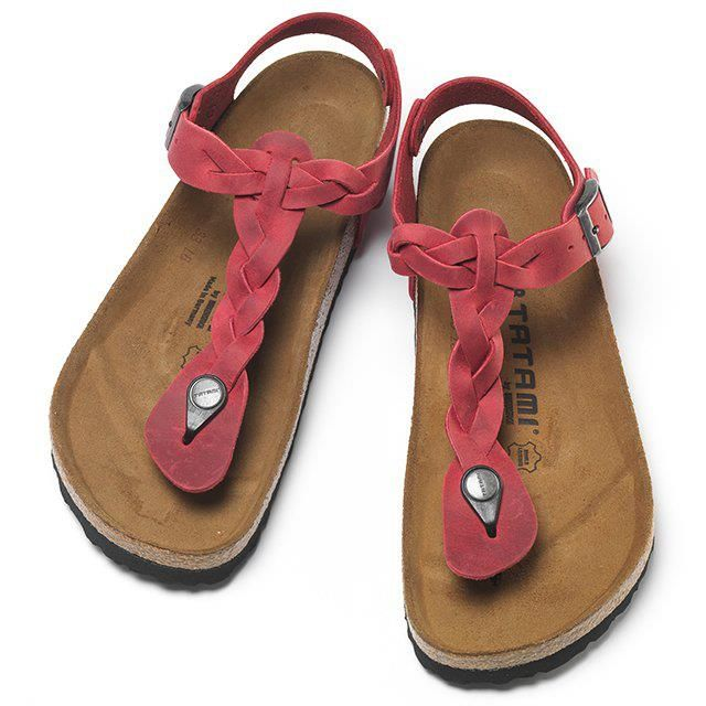 Birkenstock Tatami By Gizeh Sandals For Women Fab Shoes And