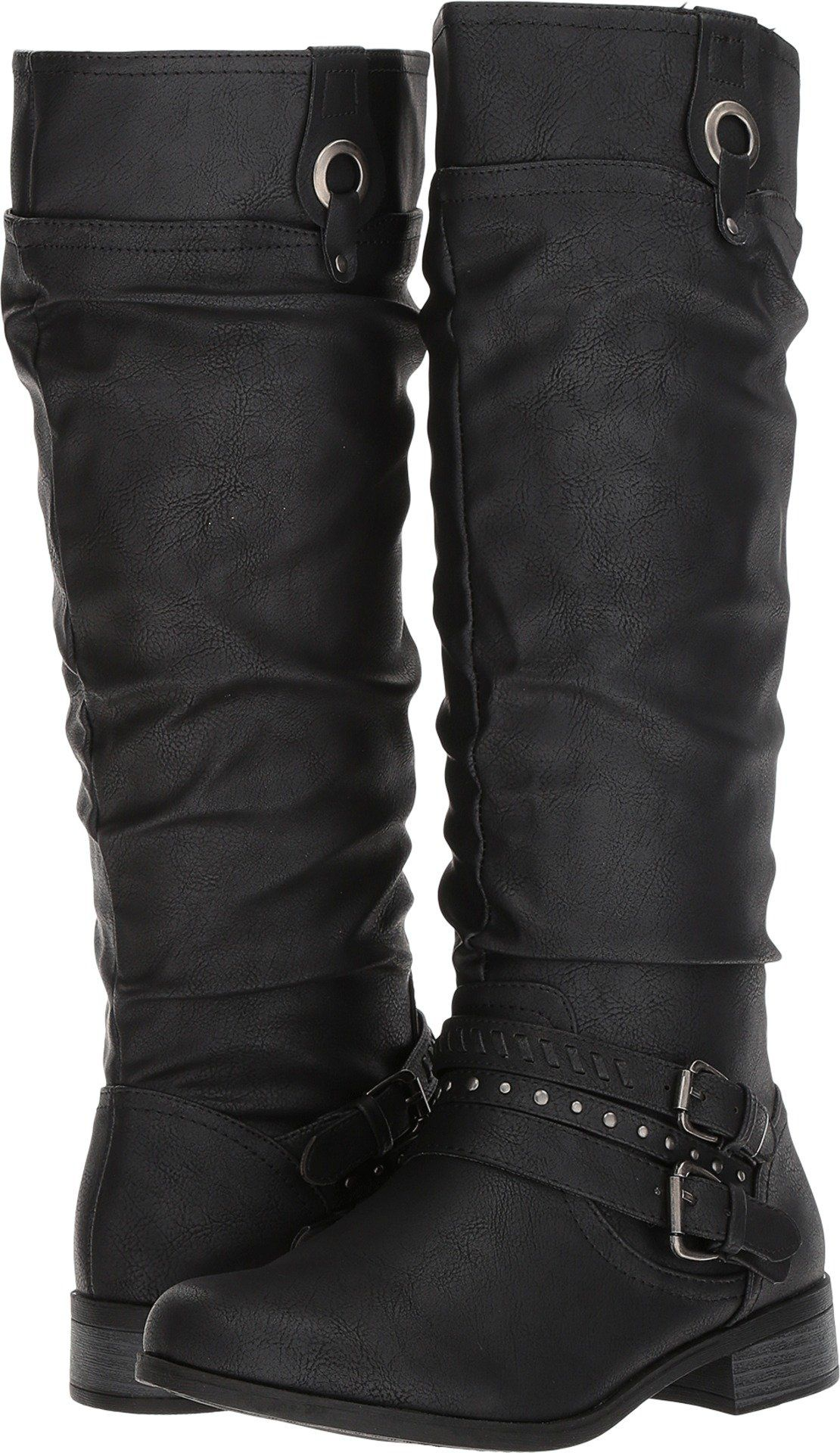 86b4d9852ce XOXO Womens Marlena Black 7 M US    Check out the image by visiting the  link.-It is an affiliate link to Amazon.  womenboot