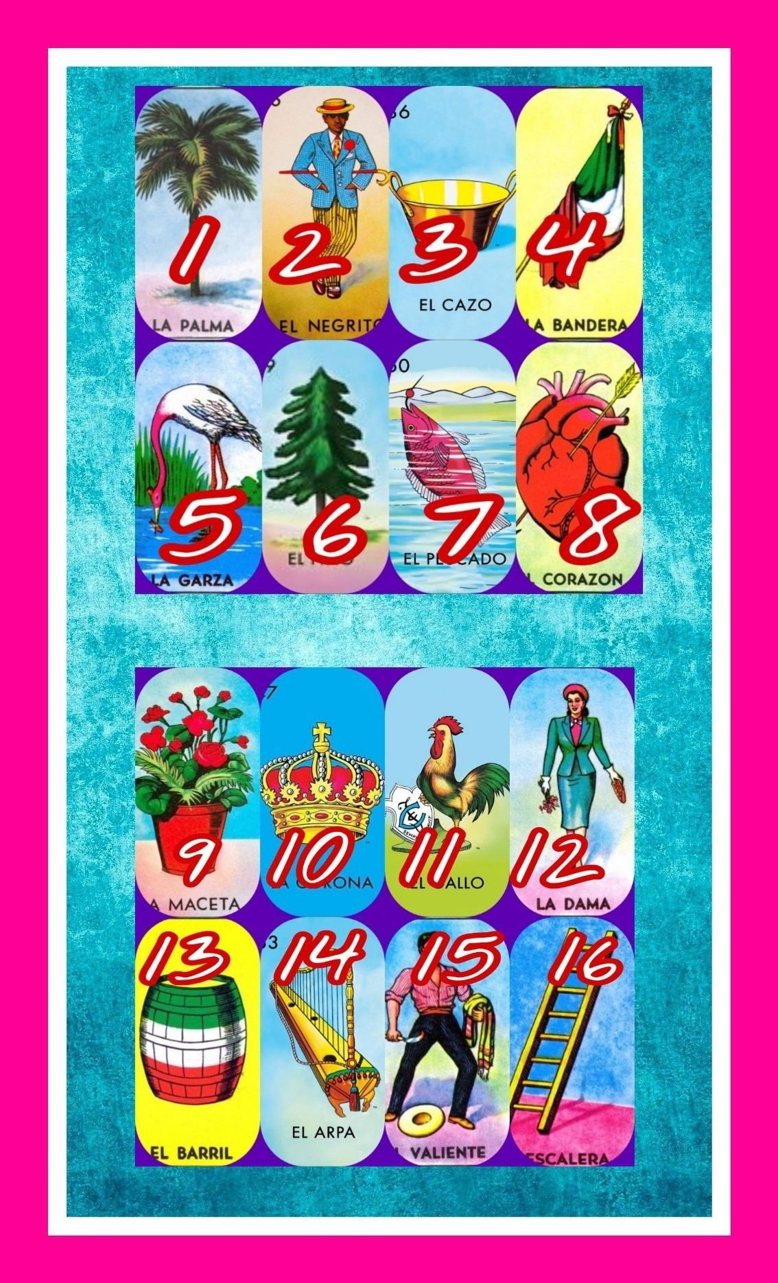 Pin by Clarissa Vasquez on LoteriaMissvaleriedee in 2020
