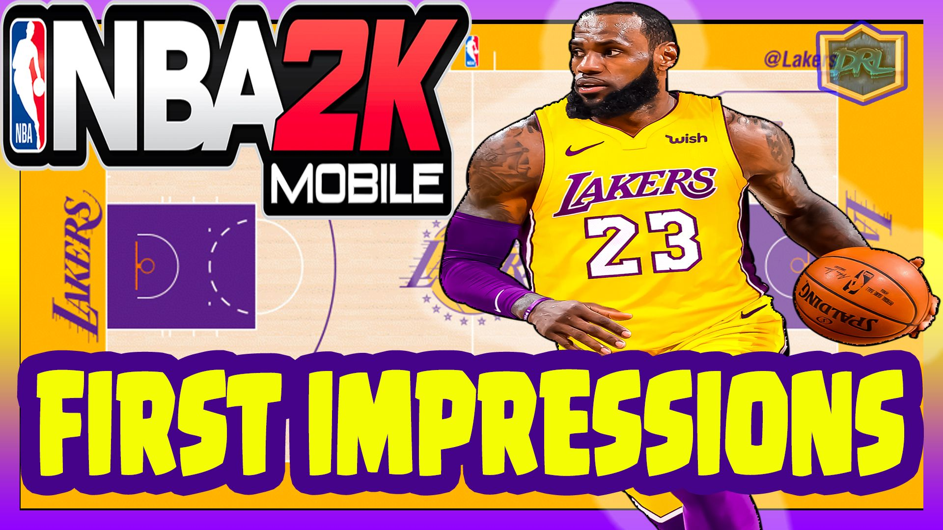 nba 2k mobile review