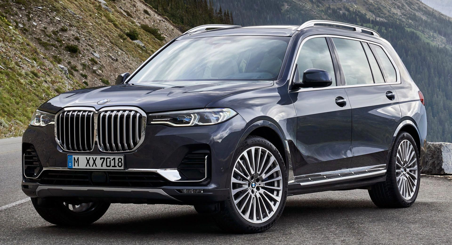 It S Bigger And Bolder Than The Bmw X5 But It Is Beautiful Bmwvintagecars Bmw X7 Best Suv Bmw