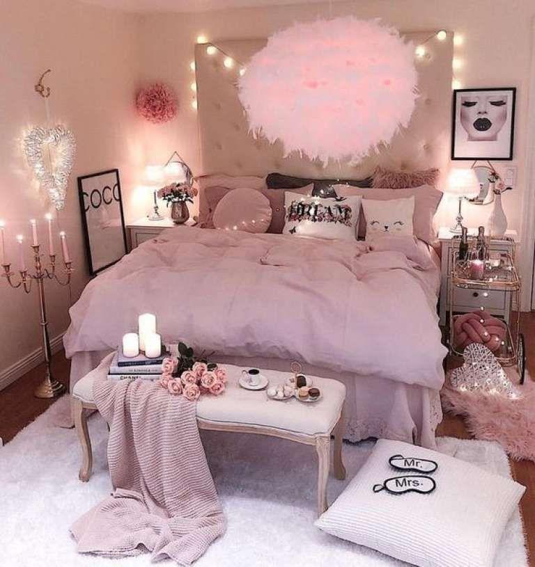 19 Habitaciones bonitas para chicas