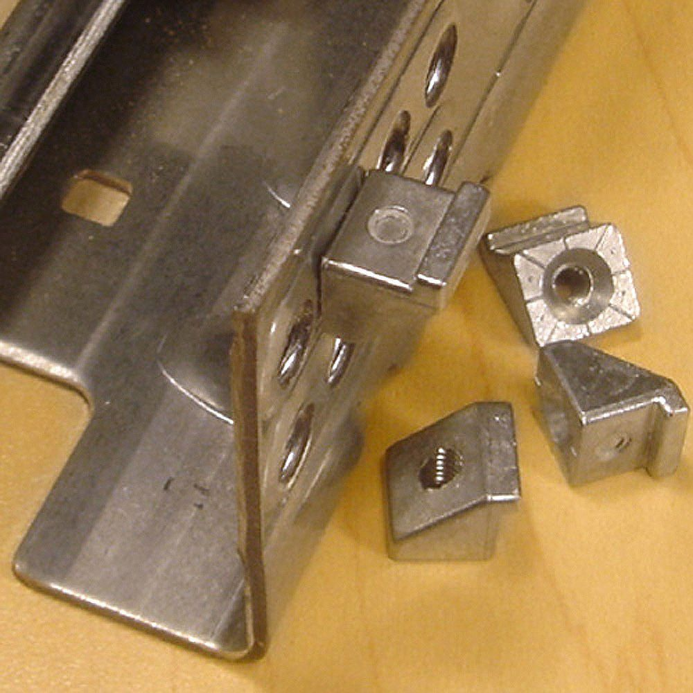 1 1 4 Quiktray Rollout Shelf Systems En 2020 Mecanica Popular