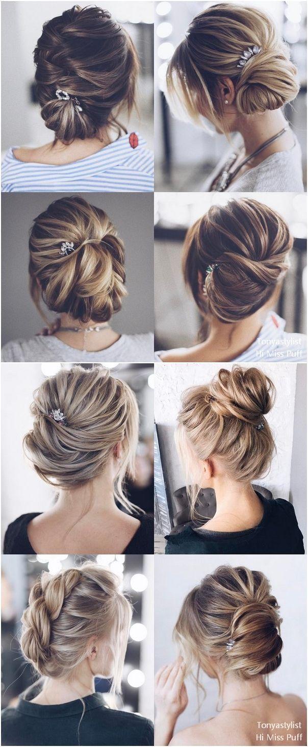 Tonya Pushkareva Long Wedding Hairstyles and Updos # ...