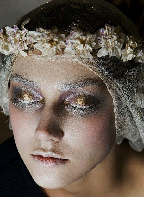 fairytale Makeup | Moon fairy makeup | The Dawn