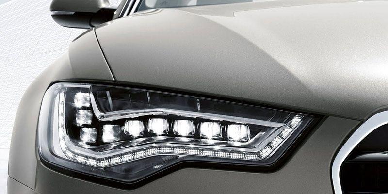 Audi A6 Led Headlight Photo By Audi Ag Audi A6 Audi Lux Cars