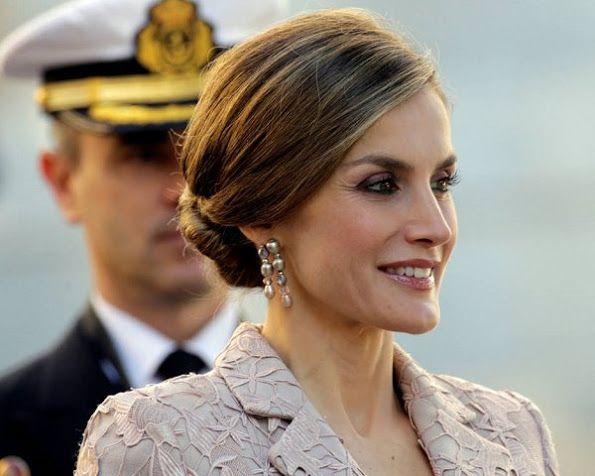koningin letizia 28-11-2016