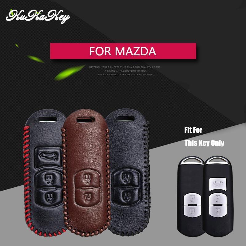Genuine Mazda Car Key Remote Fob 3 Button