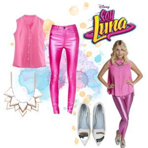 Soy Luna Ambar Outfits Fernsehserie Und Projekte