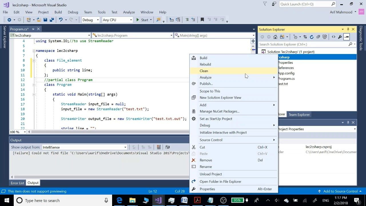 Multiple files in c++ and c Files in c, Coding, Multiple