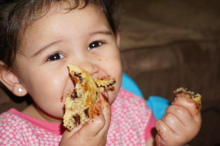 Delicious und Lena genehmigt Veggie Pancakes Lena ging zu schrecklichen wählerischen Esser o ... -