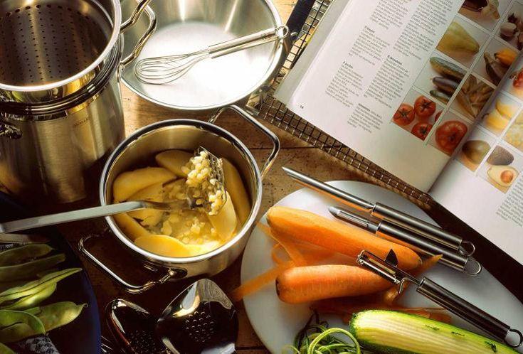 Vorresti imparare a cucinare come un grande chef o - Cose semplici da cucinare ...
