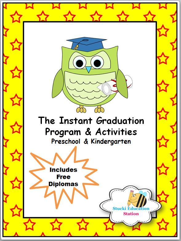 Click Now To Get Your Instant Graduation Program And Cute