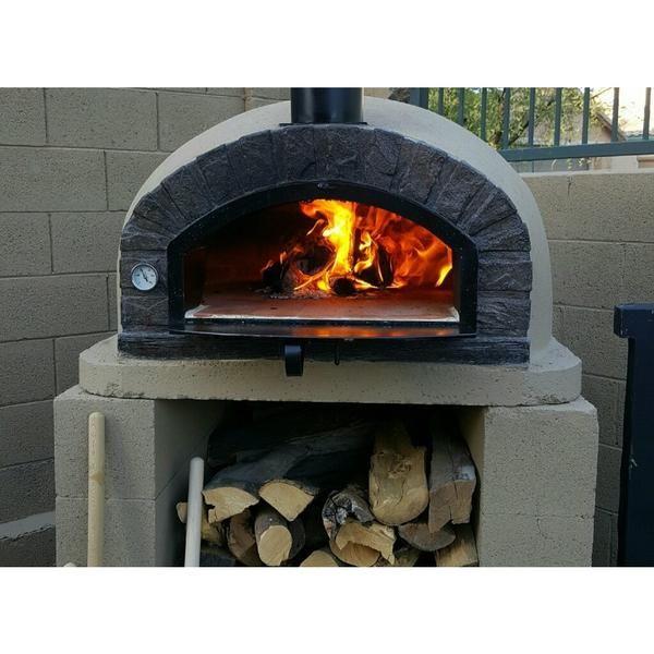 Authentic Pizza Ovens Pizza Oven Brazza Pizza Oven Outdoor