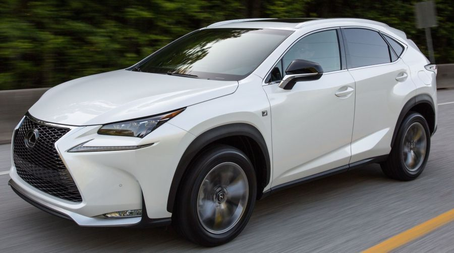 What People Are Saying About the Brand New Lexus NX