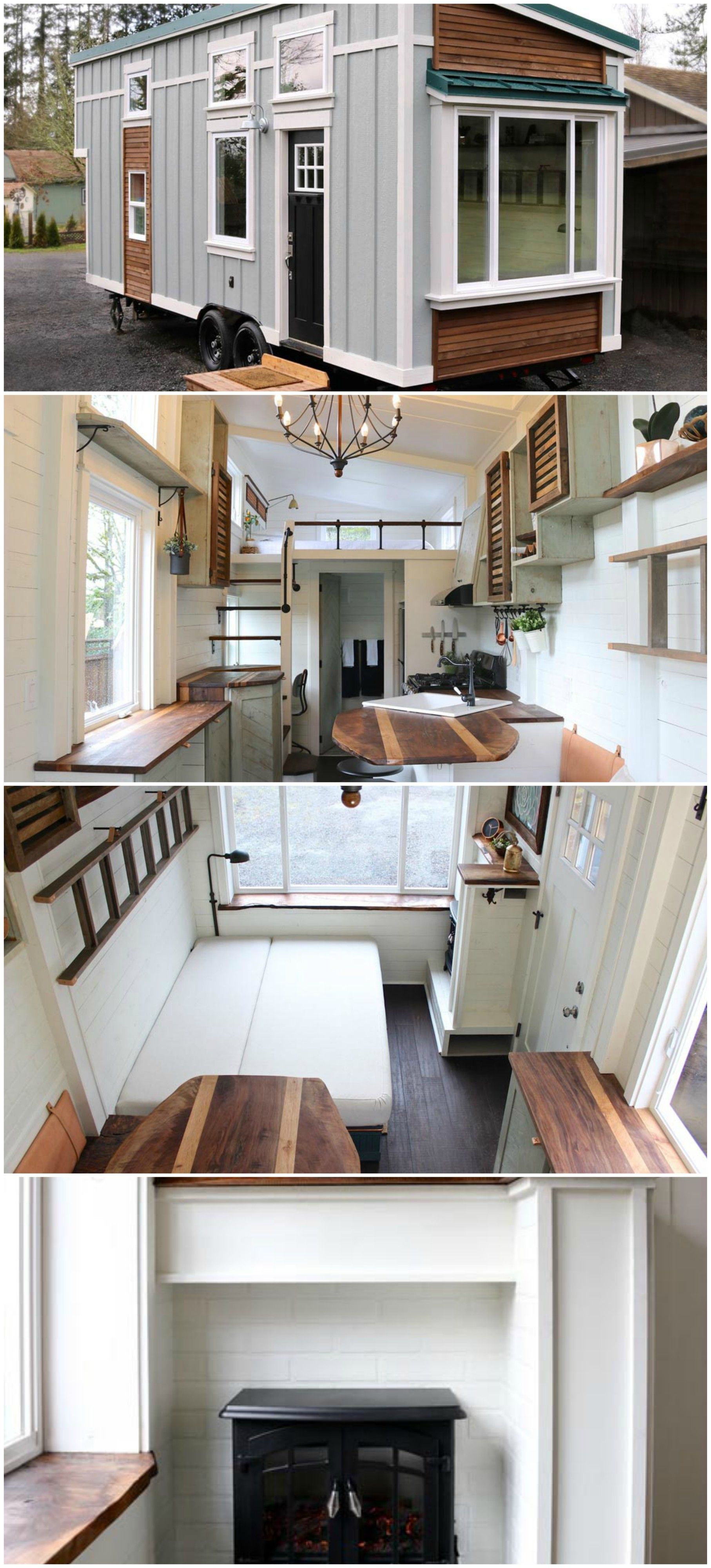 Tiny Home Designs: Tiny Getaway Is An Awesome Tiny House Designed By