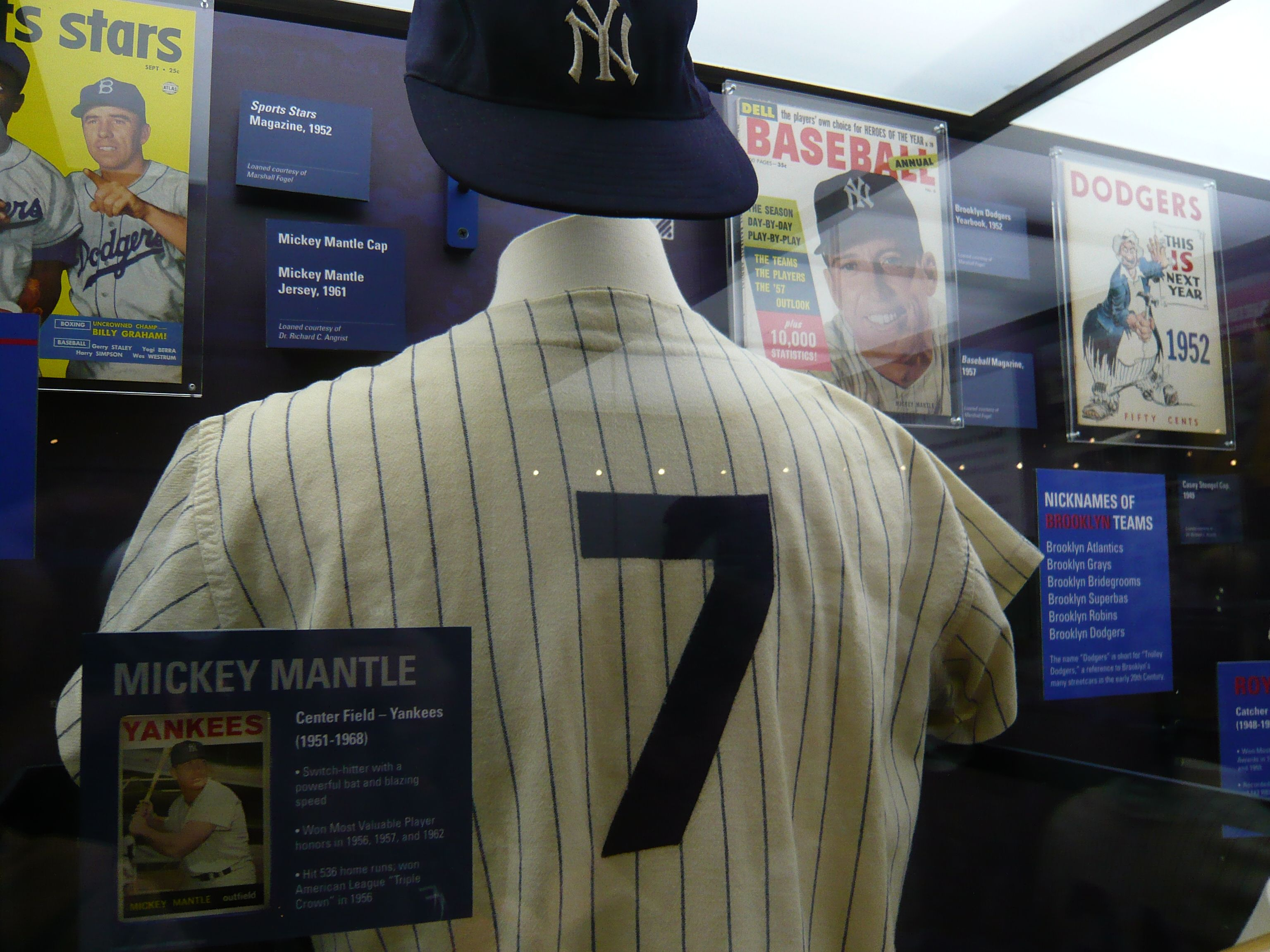 Image result for N.Y. YANKEES RETIRED NUMBER MICKEY MANTLE