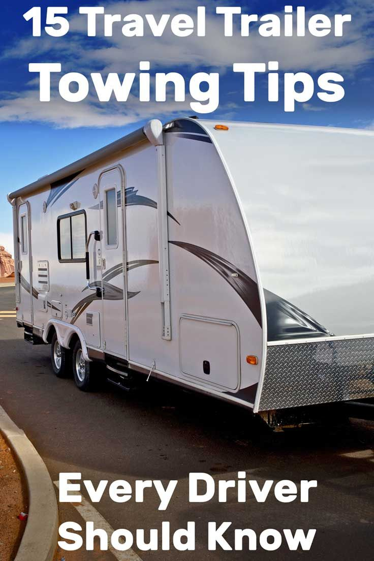 15 Travel Trailer Towing Tips Every Driver Should Know – Vehicle HQ