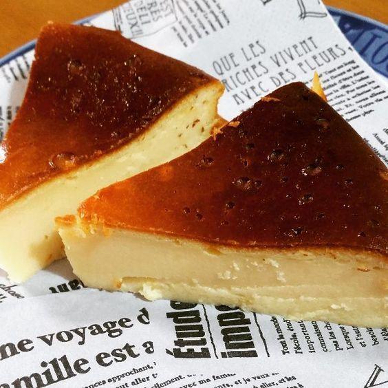 ベイクド チーズ ケーキ ヨーグルト