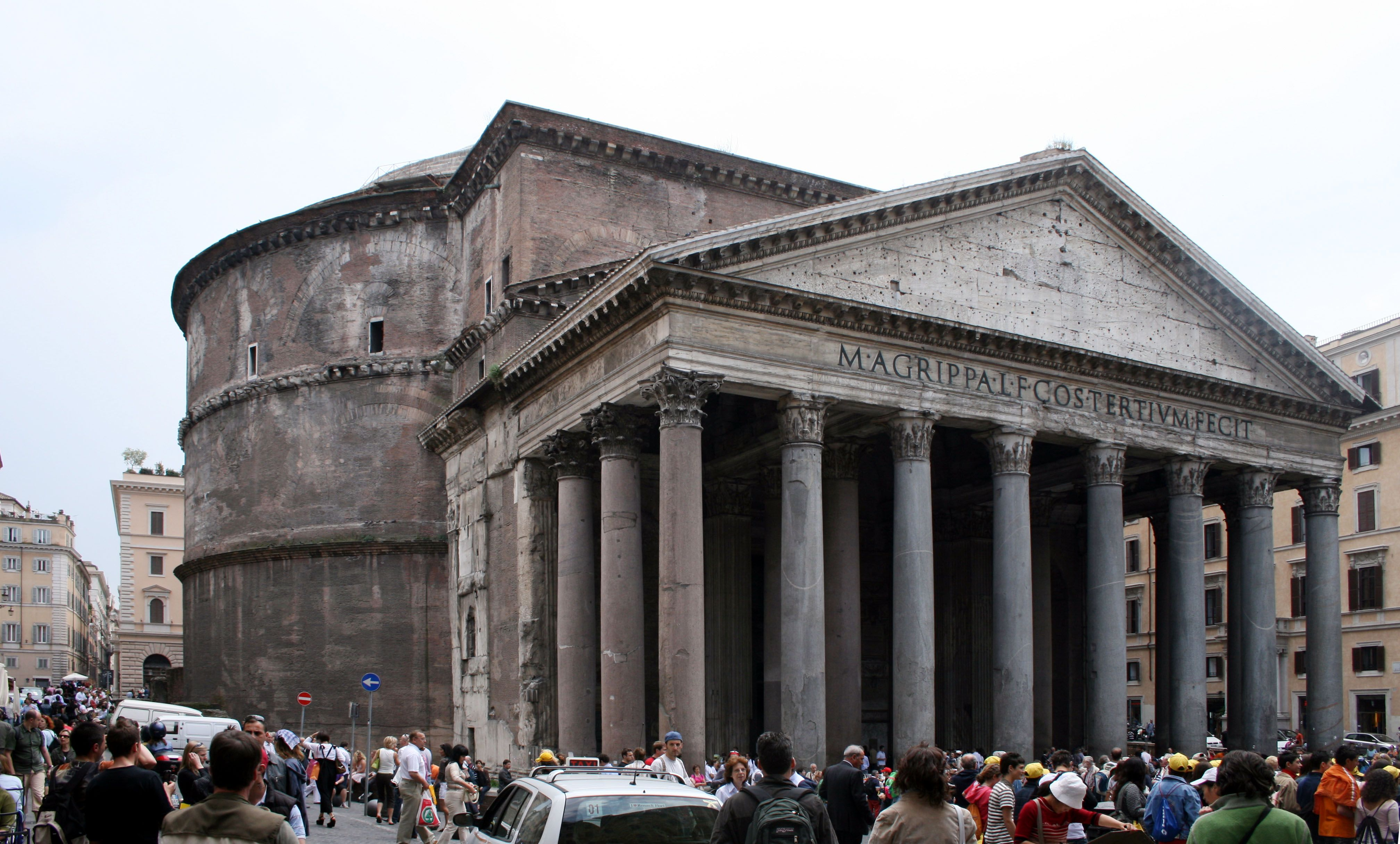 Art Now and Then  The Pantheon Study com