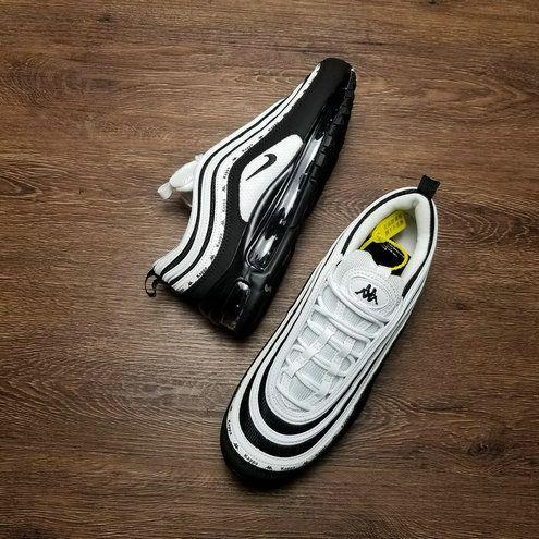 97526532a3 Kappa x Nike Air Max 97 OG Black White AJ1986-101 | Buy cheap shoes ...