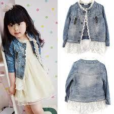 fadc52b3f Resultado de imagen para chaquetas para niñas | sarita | Chaquetas ...