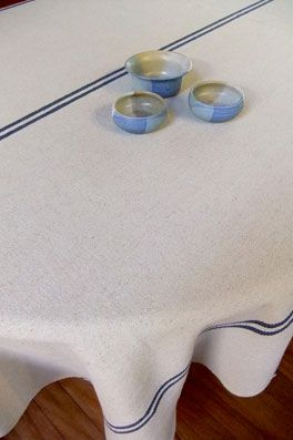 Thick Cotton Country Style French Tablecloth