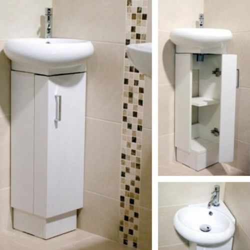 small vanity unit in cloakroom Google Search Cloakroom