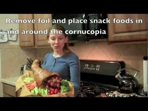 How to make your own Cornucopia