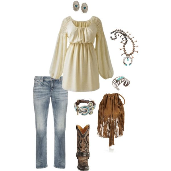 671a9c92cbb A country girl can survive- plus size, created by gchamama on Polyvore