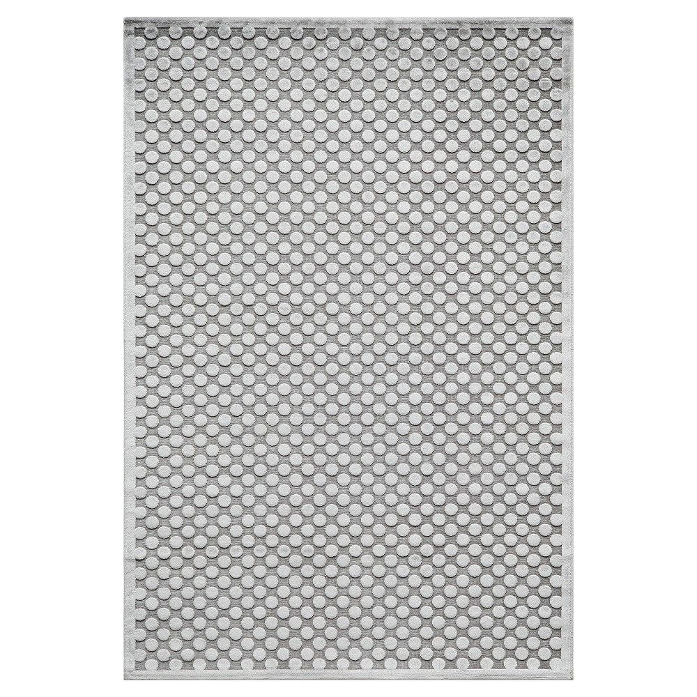 Mace Accent Rug Grey 3