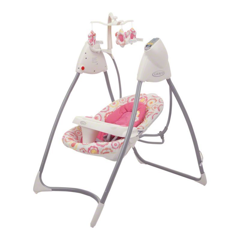 Graco Baby Swing Pink Baby Infant Toys Children Toys