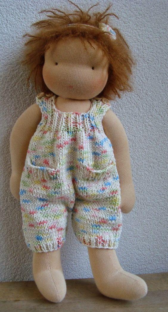 Pin op Puppen ...zum lieb haben