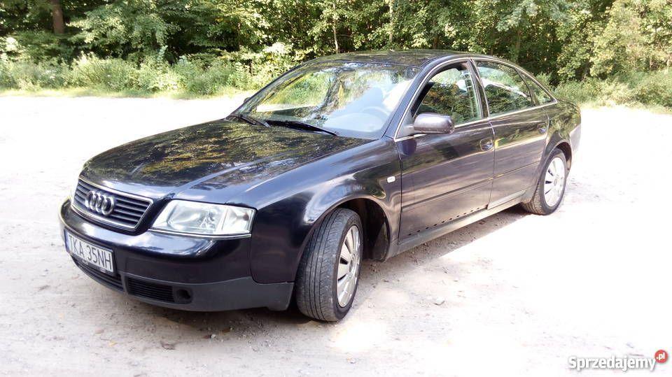 Audi A6 C5 Sedan 18t Roczny Gaz Hak Przegląd Na Rok Auta