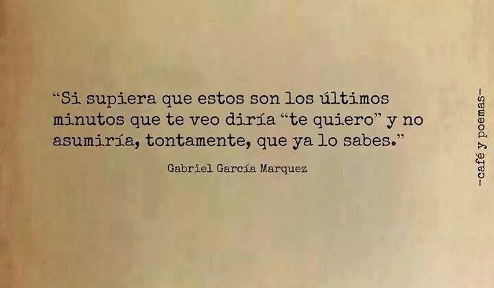 Gabriel Garcia Marquez Se Volvio A Morder La Lengua Para Que No Se