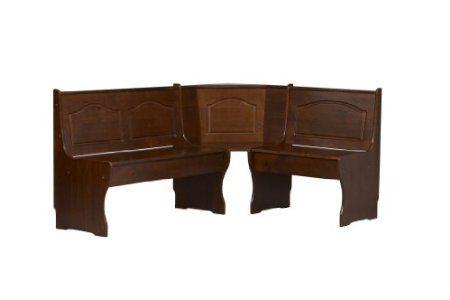 Amazon Com Chelsea Corner Dining Bench Furniture Decor