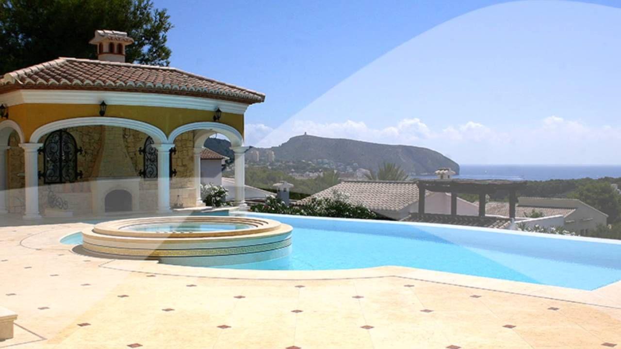 Costablanca Dreamed Pools Pool Dreamedpool Piscina Con Jacuzzi Piscinas De Suenos Piscinas