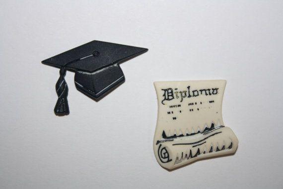 Graduation Cap Silicone Mold Grad Cap Silicone Mold Diploma Silicone Mold Candy Chocolate Fondant Resin Soap Mold Food Safe Graduation Cap Grad Cap Graduation