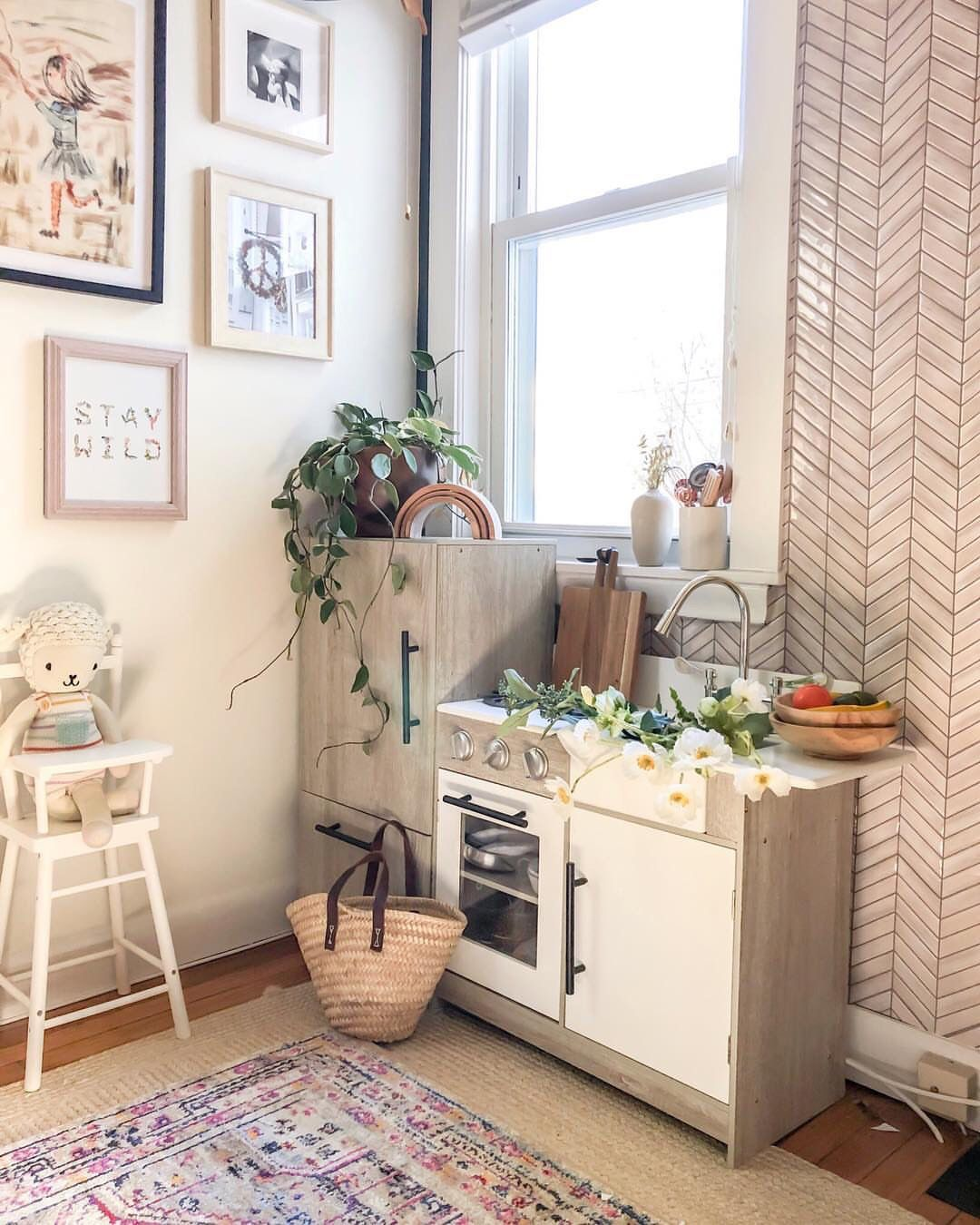 Peel And Stick Wood Wall Tiles Ideas To Create A: StickTILES Chevron Distressed Wood Peel And Stick Tile