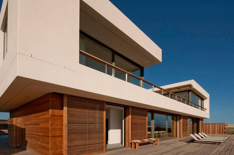 big bay beach house by coa and fuchs, wacker architekten | buchten, Innenarchitektur ideen