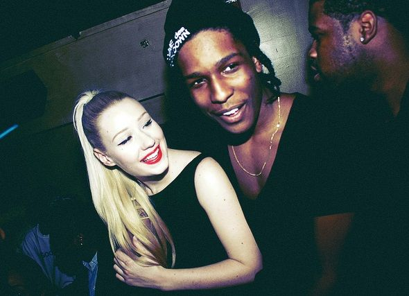 Asap Rocky And Iggy Azalea Hookup