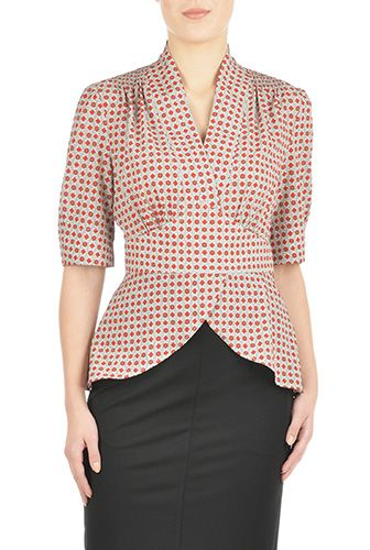 New Style 1930s Tops and Blouses for Sale | 1940s style, 1930s and ...