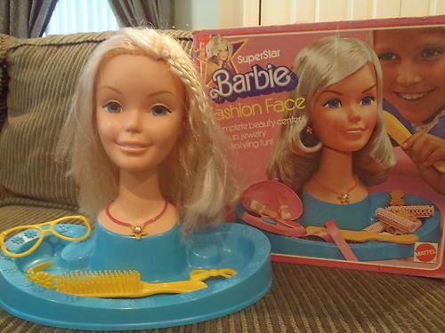 Vintage Barbie Styling Head Barbie Styling Head Barbie Vintage Barbie