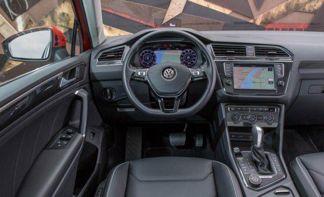 2019 Vw Tiguan Interior Suv Models Driving Tips New Suv