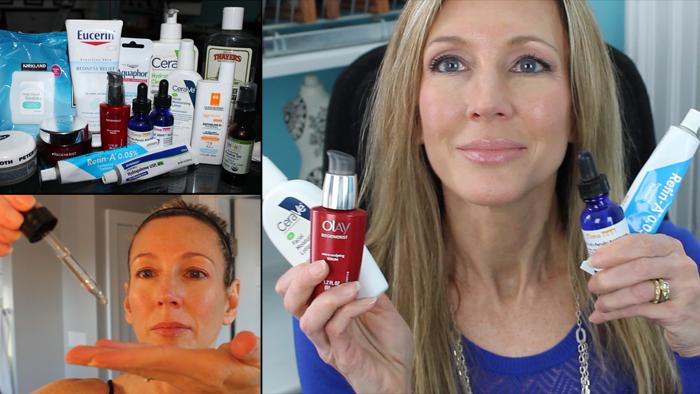 Morning Routine Anti Aging Skincare Hotandflashy50 Com Anti Aging Skin Products Skin Care Anti Aging Skin Care