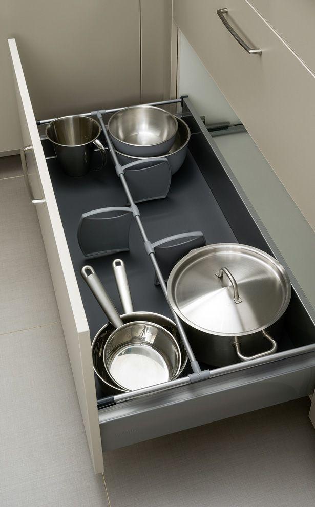 tiroirs am nag s duplex et am nagement muraux rangement cuisine pinterest mobalpa. Black Bedroom Furniture Sets. Home Design Ideas